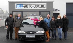 Autogewinn 2014